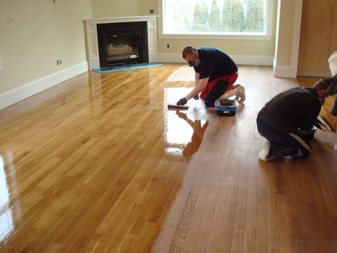 We sell, install, and repair/ refinish all types of hardwood flooring